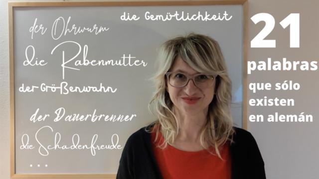 21 palabras que solo existen en Alemán
