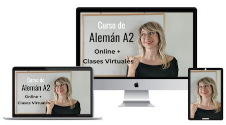 Curso de Alemán Online y Clases virtuales
